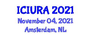 International Conference on Integrated Urban Risk Assessment (ICIURA) November 04, 2021 - Amsterdam, Netherlands