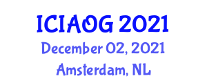 International Conference on Internet Addiction and Online Gaming (ICIAOG) December 02, 2021 - Amsterdam, Netherlands