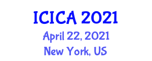 International Conference on Internet and Computer Addiction (ICICA) April 22, 2021 - New York, United States