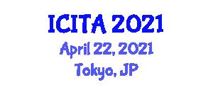 International Conference on Internet and Technology Addiction (ICITA) April 22, 2021 - Tokyo, Japan