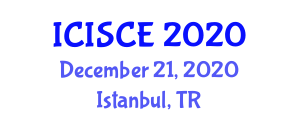 International Conference on Internet Security and Computer Engineering (ICISCE) December 21, 2020 - Istanbul, Turkey