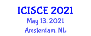 International Conference on Internet Security and Computer Engineering (ICISCE) May 13, 2021 - Amsterdam, Netherlands