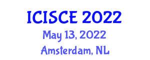 International Conference on Internet Security and Computer Engineering (ICISCE) May 13, 2022 - Amsterdam, Netherlands