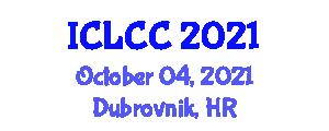 International Conference on Language Communication and Comprehension (ICLCC) October 04, 2021 - Dubrovnik, Croatia