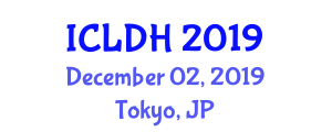 International Conference on Liver Diseases and Hepatology (ICLDH) December 02, 2019 - Tokyo, Japan