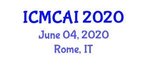 International Conference on Machine Consciousness and Artificial Intelligence (ICMCAI) June 04, 2020 - Rome, Italy