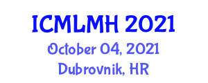 International Conference on Machine Learning for Medicine and Healthcare (ICMLMH) October 04, 2021 - Dubrovnik, Croatia