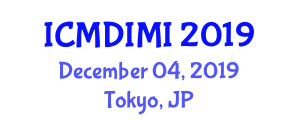International Conference on Materials Data Infrastructure and Materials Informatics (ICMDIMI) December 04, 2019 - Tokyo, Japan