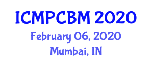 International Conference on Materials Processing and Carbon Based Materials (ICMPCBM) February 06, 2020 - Mumbai, India