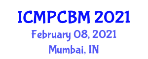 International Conference on Materials Processing and Carbon Based Materials (ICMPCBM) February 08, 2021 - Mumbai, India