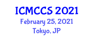 International Conference on Mathematical Cryptography and Computer Security (ICMCCS) February 25, 2021 - Tokyo, Japan