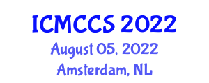 International Conference on Mathematical Cryptography and Computer Security (ICMCCS) August 05, 2022 - Amsterdam, Netherlands