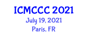 International Conference on Mathematical Cryptography, Cryptosystems and Cryptanalysis (ICMCCC) July 19, 2021 - Paris, France