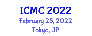 International Conference on Mathematical Cryptography (ICMC) February 25, 2022 - Tokyo, Japan