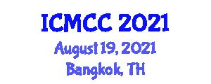 International Conference on Mathematical Cryptology and Cryptanalysis (ICMCC) August 19, 2021 - Bangkok, Thailand