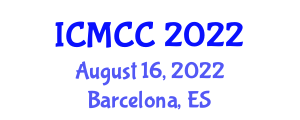 International Conference on Mathematical Cryptology and Cryptosystems (ICMCC) August 16, 2022 - Barcelona, Spain