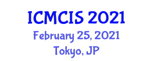 International Conference on Mathematical Cryptology and Information Security (ICMCIS) February 25, 2021 - Tokyo, Japan