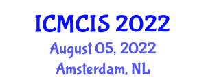 International Conference on Mathematical Cryptology and Information Security (ICMCIS) August 05, 2022 - Amsterdam, Netherlands