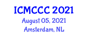 International Conference on Mathematical Cryptology, Cryptanalysis and Cryptosystems (ICMCCC) August 05, 2021 - Amsterdam, Netherlands