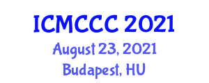 International Conference on Mathematical Cryptology, Cryptosystems and Cryptanalysis (ICMCCC) August 23, 2021 - Budapest, Hungary