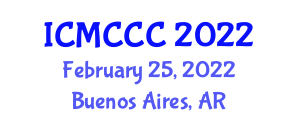 International Conference on Mathematical Cryptology, Cryptosystems and Cryptanalysis (ICMCCC) February 25, 2022 - Buenos Aires, Argentina