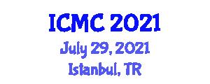 International Conference on Mathematical Cryptology (ICMC) July 29, 2021 - Istanbul, Turkey