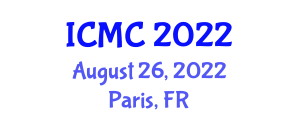 International Conference on Mathematical Cryptology (ICMC) August 26, 2022 - Paris, France