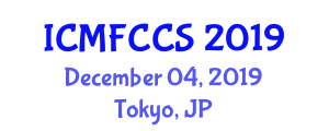 International Conference on Mathematical Foundations of Computing and Computer Science (ICMFCCS) December 04, 2019 - Tokyo, Japan
