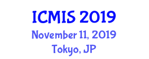 International Conference on Mathematics and Information Sciences (ICMIS) November 11, 2019 - Tokyo, Japan