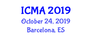 International Conference on Mechanized Agriculture (ICMA) October 24, 2019 - Barcelona, Spain