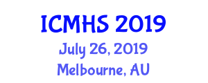 International Conference on Medical and Health Science ICMHS on July