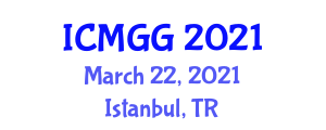 International Conference on Medical Geology and Geography (ICMGG) March 22, 2021 - Istanbul, Turkey