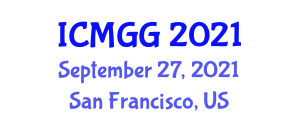 International Conference on Medical Geology and Geography (ICMGG) September 27, 2021 - San Francisco, United States