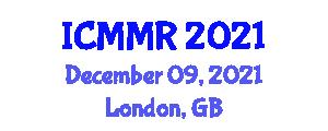 International Conference on Medical Mechatronics and Robotics (ICMMR) December 09, 2021 - London, United Kingdom