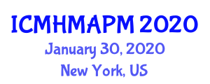 International Conference on Mental Health Medications and