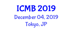 International Conference on Microbiology and Bacteriology (ICMB) December 04, 2019 - Tokyo, Japan