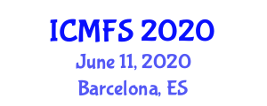 International Conference on Micronutrients and Food Science (ICMFS) June 11, 2020 - Barcelona, Spain