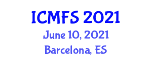 International Conference on Micronutrients and Food Science (ICMFS) June 10, 2021 - Barcelona, Spain