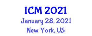 International Conference on Midwifery (ICM) January 28, 2021 - New York, United States