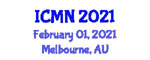 International Conference on Midwifery Nurse (ICMN) February 01, 2021 - Melbourne, Australia