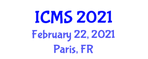 International Conference on Midwifery Science (ICMS) February 22, 2021 - Paris, France