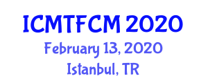 International Conference on Migration Testing on Food Contact Materials (ICMTFCM) February 13, 2020 - Istanbul, Turkey