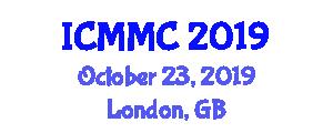 International Conference on Molecular Materials Chemistry (ICMMC) October 23, 2019 - London, United Kingdom