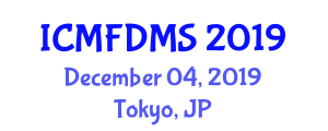 International Conference on Monogenic Forms of Diabetes and Metabolic Syndrome (ICMFDMS) December 04, 2019 - Tokyo, Japan