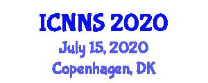 International Conference on Nanofabrics and Nanofiber Seeding (ICNNS) July 15, 2020 - Copenhagen, Denmark
