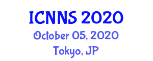 International Conference on Nanofabrics and Nanofiber Seeding (ICNNS) October 05, 2020 - Tokyo, Japan