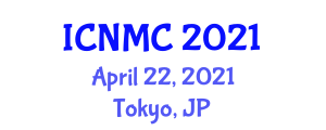International Conference on Nanofiber Materials and Composites (ICNMC) April 22, 2021 - Tokyo, Japan