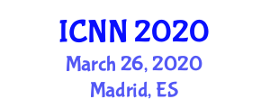 International Conference on Nanofibers and Nanotechnology (ICNN) March 26, 2020 - Madrid, Spain