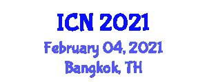 International Conference on Nanofibers (ICN) February 04, 2021 - Bangkok, Thailand
