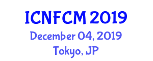 International Conference on Nanomaterials, Functional and Composite Materials (ICNFCM) December 04, 2019 - Tokyo, Japan